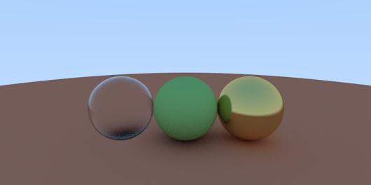 Ray tracing in a Swift playground part 4 – Swift development blog