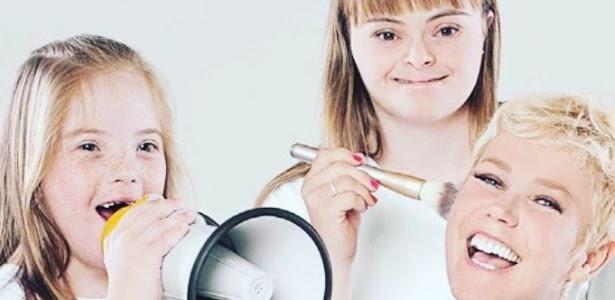 Liberada pela Record, Xuxa participa do Teleton no SBT