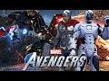 Avengers Game Online Multiplayer