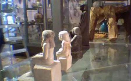 lời nguyền, Ai Cập, thần Osiris, địa ngục, bí ẩn, tự xoay, huyền bí, kỳ lạ, dị thường, tượng cổ