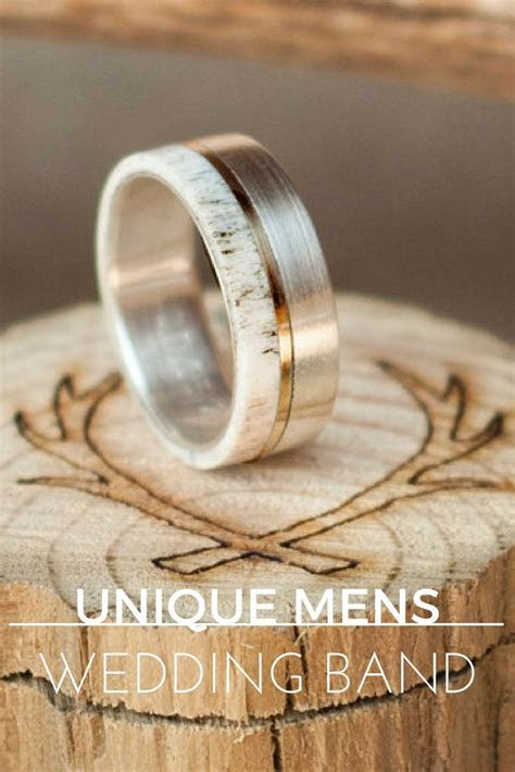 25  best ideas about Men wedding rings on Pinterest   Mens