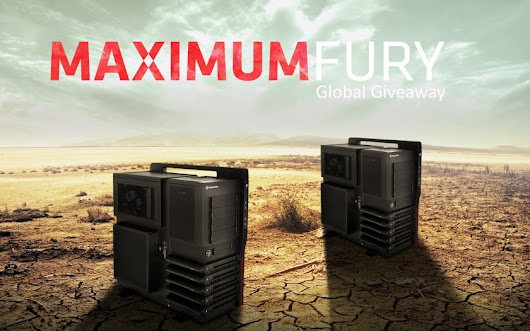 The Maximum Fury Giveaway | Powered by Gaming Tribe