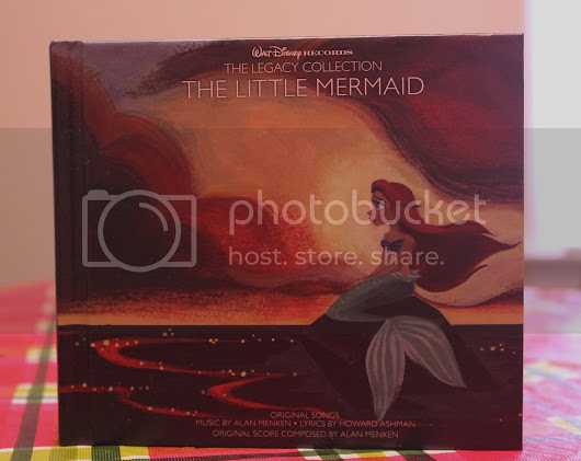 The Little Mermaid Legacy Collection CD Review & Giveaway #disneymusic #enmnetwork - Life According to Damaris - Georgia Blogger, Latina Mommy & Wife!