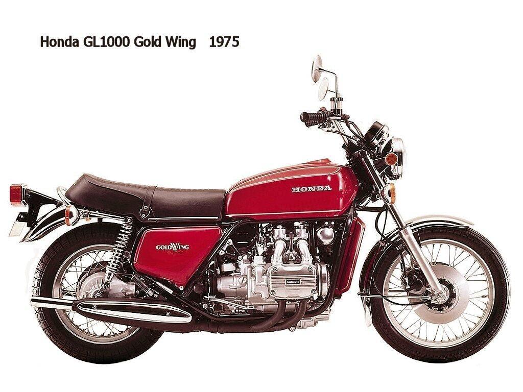 Sejarah Honda GL Series Yang Pernah Ada Di Indonesia KASKUS