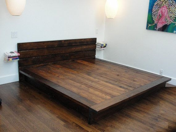 Best Wood To Build Platform Bed Easy Small Woodworking Projects