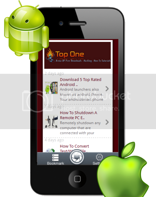 Download Topone Mobile App For Android Amp Iphone Top One
