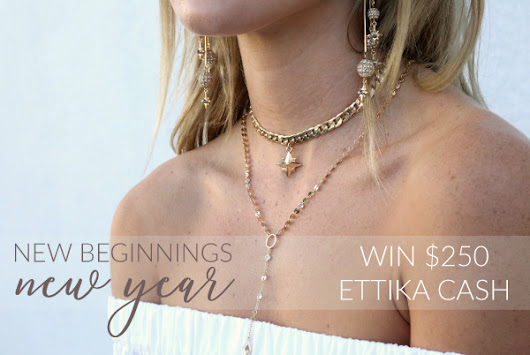 Enter to Win $250 in new jewelry!