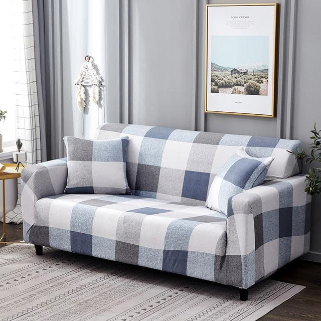 Ultimate Stretch Sofa Slipcover - Ultra-Comfy Polyester ...