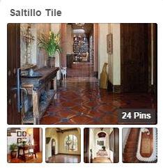 Saltillo Tile Pin Board