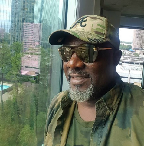 """""""I Ready For All Dem Bad People"""" - Dino Melaye Says As He Steps Out In Camouflage"""