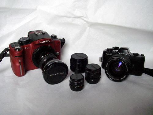 Camera Geek, Picture Eek!