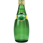 Sparkling Natural Mineral Water, 11 oz Bottle, 24/Carton