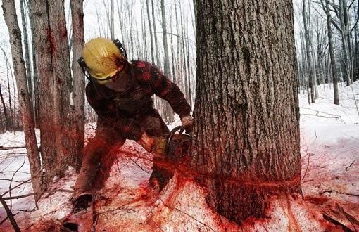 chainsawblood