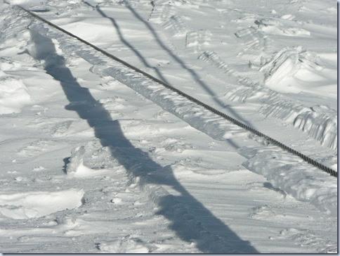 vodoravni led