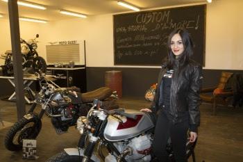 Moto Guzzi @ Motor Bike Expo, Verona