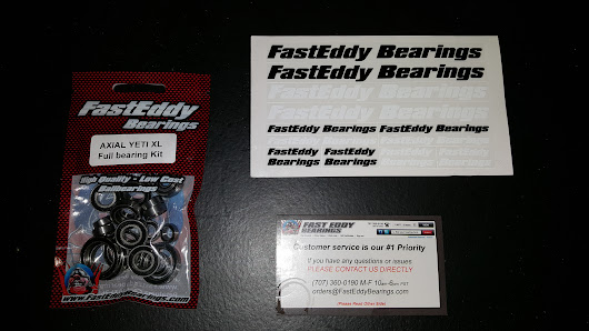 Fast Eddy Bearings: Review