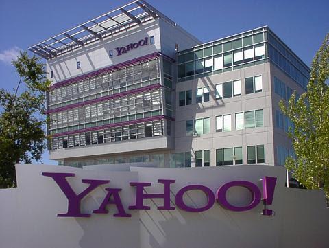 le siège de la société Yahoo!