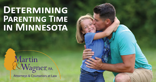 Determining Parenting Time in Minnesota