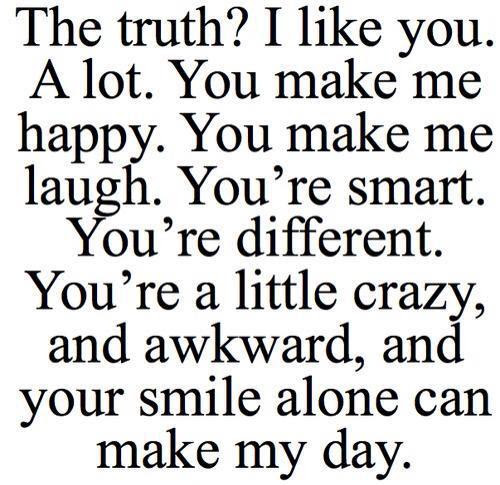 You Make My Heart Smile Quotespicturescom