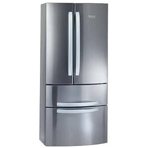 Hotpoint ariston 4dxhax r frig rateur combin 389l - Temperature ideale pour un frigo ...