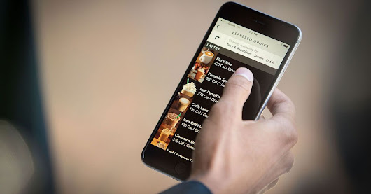 Starbucks rolls out mobile ordering nationwide
