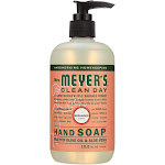 MRS MEYERS CLEAN DAY SOAP HAND LIQ GERANIUM