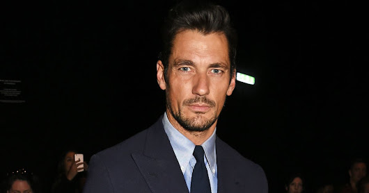 "David Gandy reveals the one thing men must stop doing if they want to ""get laid"""