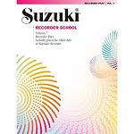 Suzuki Recorder School (Soprano and Alto Recorder), Vol 7: Recorder Part