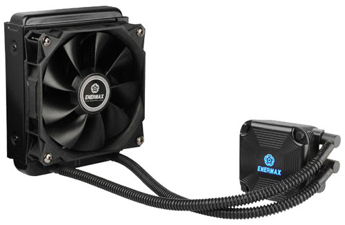 Enermax LIQMAX 120S All-In-One CPU Cooler - Modders-Inc, Case Mods and Computer Hardware