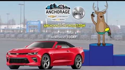 click drive with the swimming buck at chevrolet of south anchorage. Cars Review. Best American Auto & Cars Review