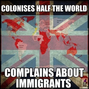 """ongwe'hon:weh: """"Who has the immigrant problem?"""""""