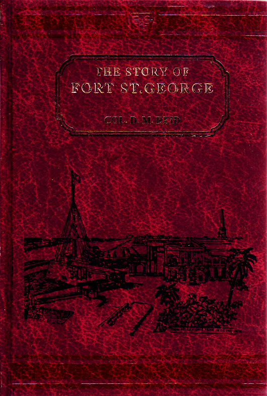 Book of the Day: The Story of Fort St George