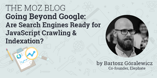 Going Beyond Google: Are Search Engines Ready for JavaScript Crawling & Indexing?