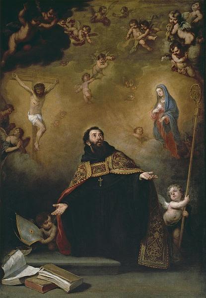 Archivo: San Agustín Entre Cristo y la Virgen.jpg
