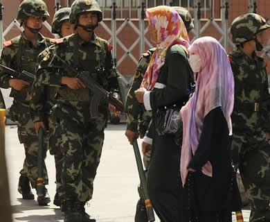 muslimah-uighur