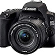 The best choice Camera for Youtuber, Canon EOS 200D