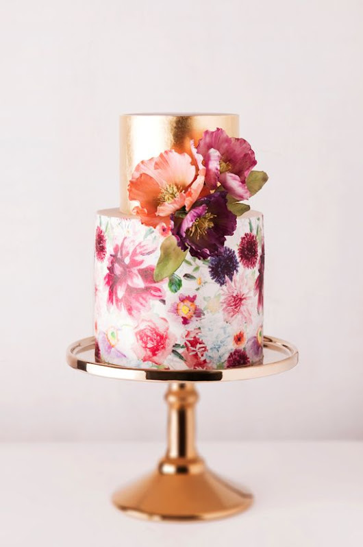 Spring Wedding Cakes | Spring wedding cakes, Floral cake and Spring weddings