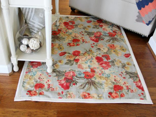 6 Easy DIY Rug Projects