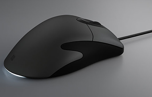 Microsoft's Classic IntelliMouse Is A Modern Take On Its Legendary Predecessor