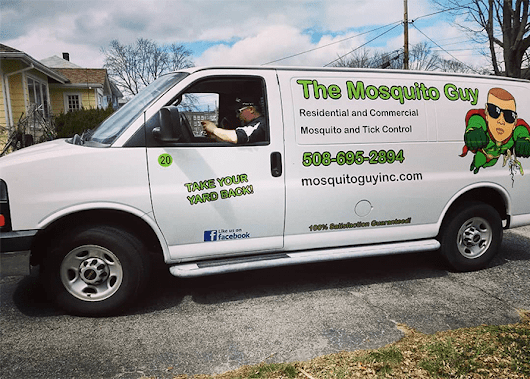 The Best Mosquito Control Company MA & RI Is By The Mosquito Guy