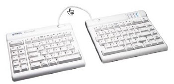 Kinesis Freestyle Solo Keyboard