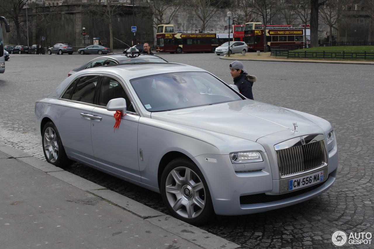 Rolls-Royce Ghost 3