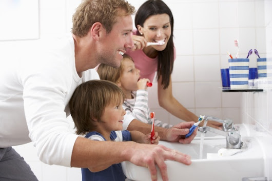 8 Tips for Good Dental Health for the Whole Family