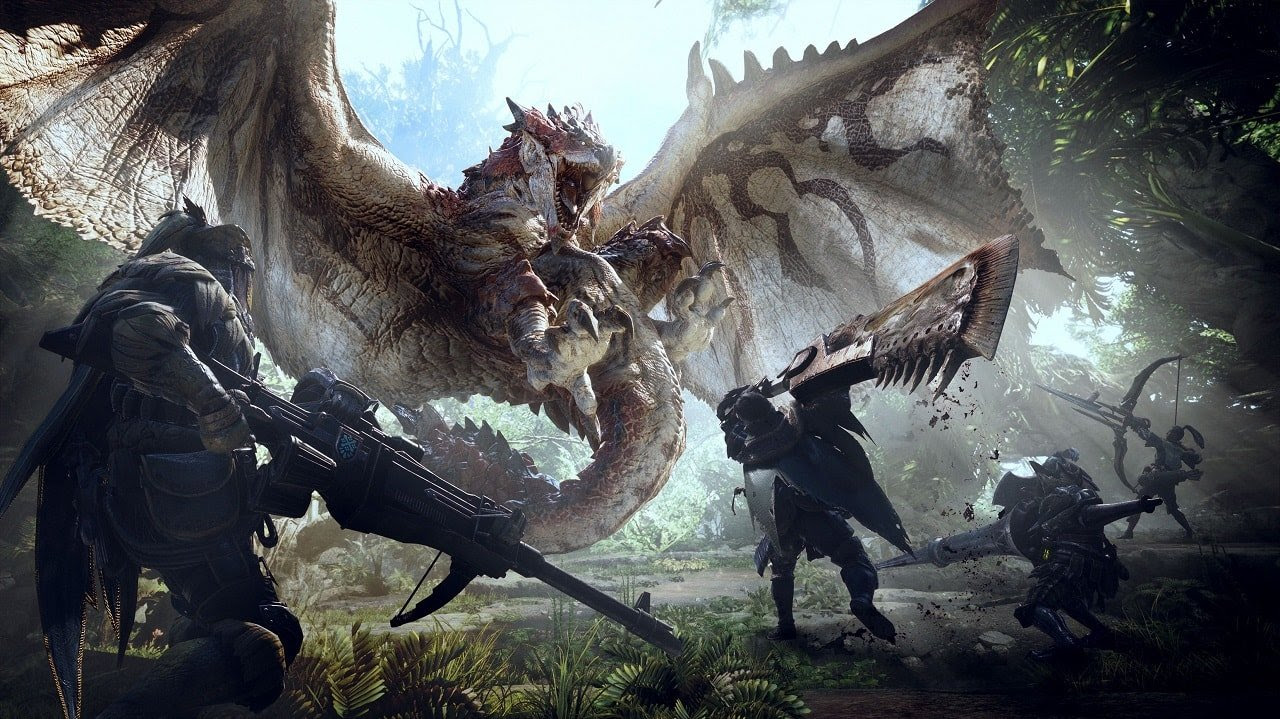 Take a guided gameplay tour through Monster Hunter: World screenshot