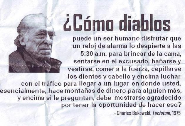 Frasesamor Frases Amor Bukowski
