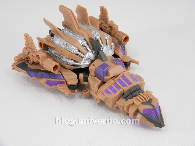 Transformers Blast Off Generations Fall of Cybertron - SDCC Exclusive - modo alterno