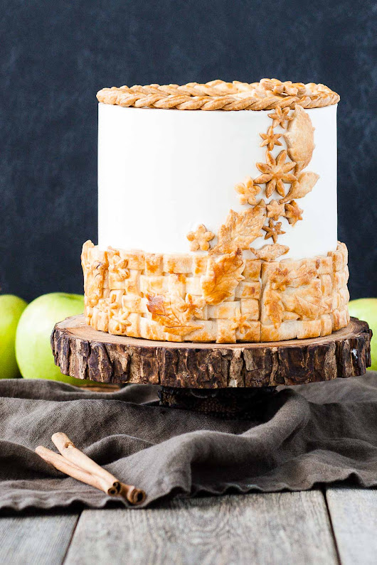 Apple Pie Cake - Liv for Cake