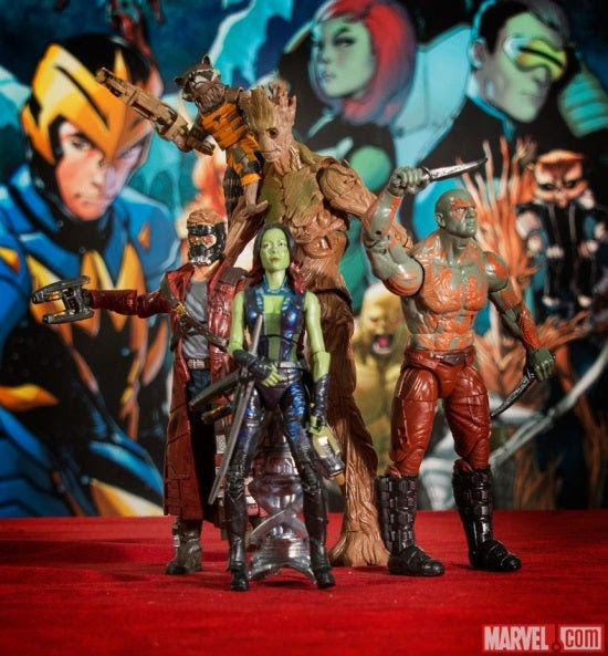 Marvel Legends Guardians of the Galaxy