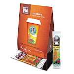 Starbucks Via Ready Brew Colombia Coffee Instant - 50 / Box (sbk-11008131) (sbk11008131)