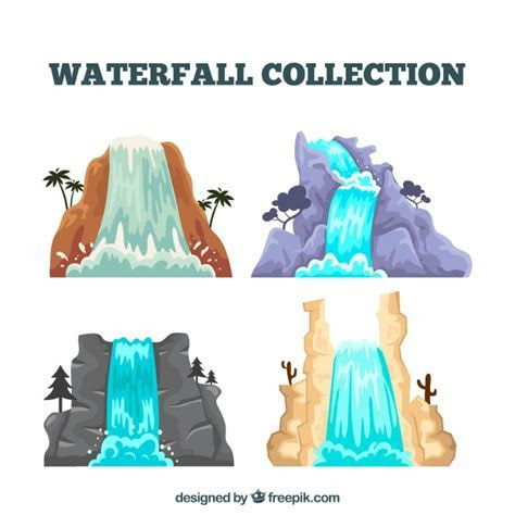 Waterfall Vectors, Photos and PSD files   Free Download